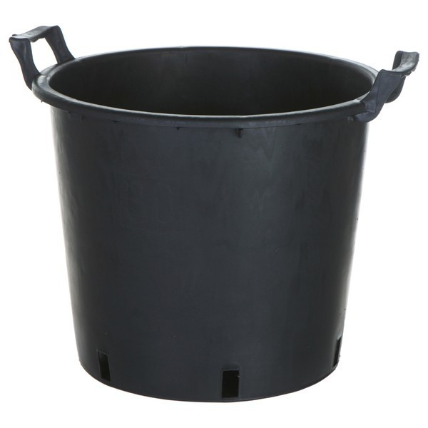 round pot 30ltr with handles. Black Bedroom Furniture Sets. Home Design Ideas